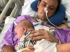 New pleas for road safety after Lockyer man's coma ordeal