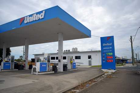 KEEN: United Petroleum had actively pursued the Nicklin Way site.