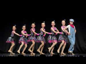 Clarence River Dance Academy concert
