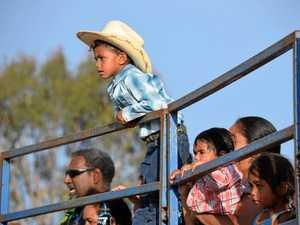 HUGE GALLERY: Cherbourg's bucking rodeo