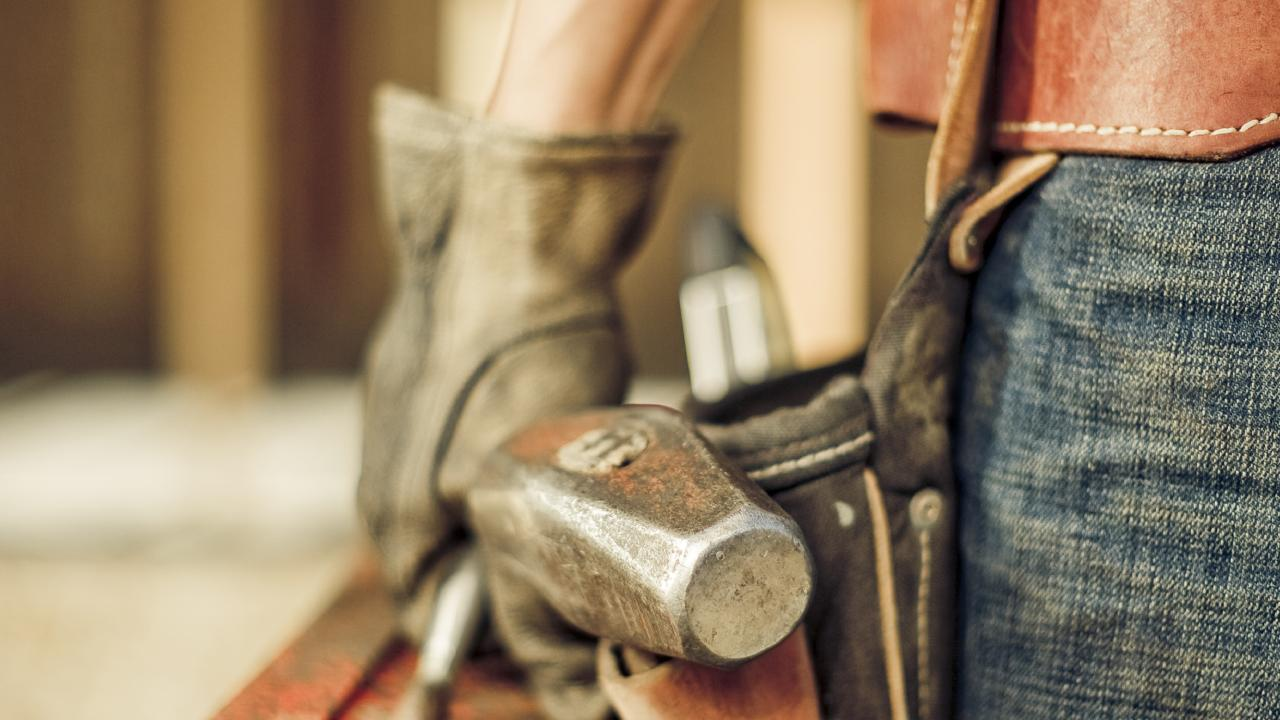 Tradies allegedly were able to post their own reviews of their work on the site. Picture: Thinkstock