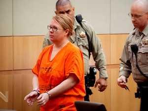 Murder accused mum fronts court
