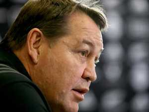 Game changer: All Blacks coach to bow out after World Cup