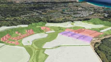 Tweed Shire Councillors voted to endorse a 10 storey height limit at Cobaki Estate on the NSW and Queensland border.