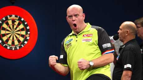 Michael van Gerwen is still the favourite for the World Championships despite losing form.