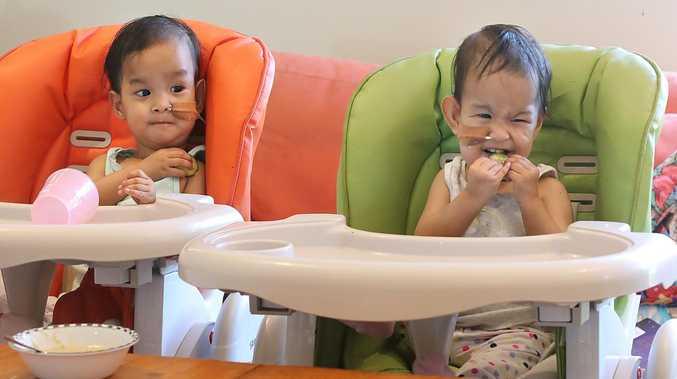Nima and Dawa amaze surgeons with rapid recovery
