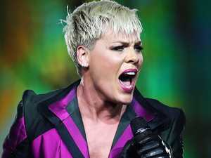 Pink's epic reply to parenting troll