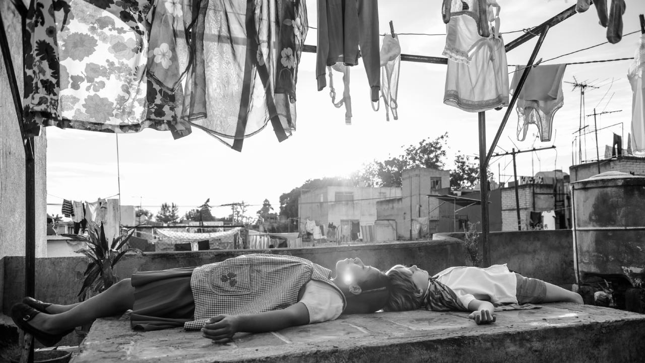 Roma really impresses with its deep compositions