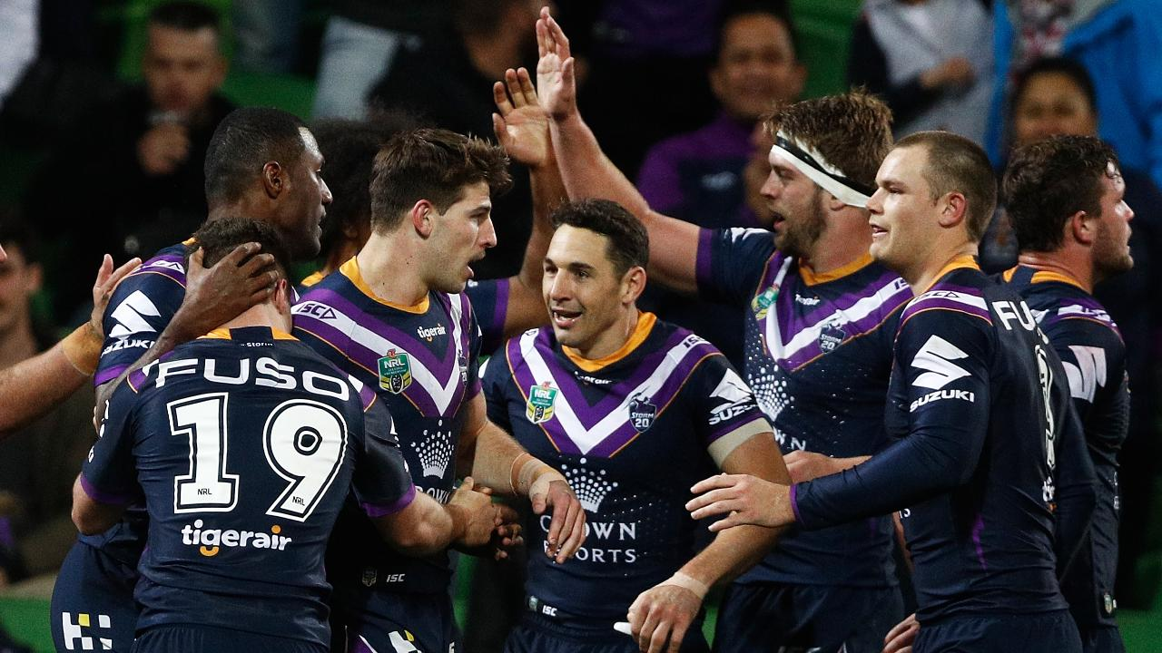 Melbourne players earn the most from third-party agreements in the NRL.