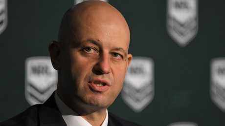 Todd Greenberg never gets a break. (AAP Image/Simon Bullard)