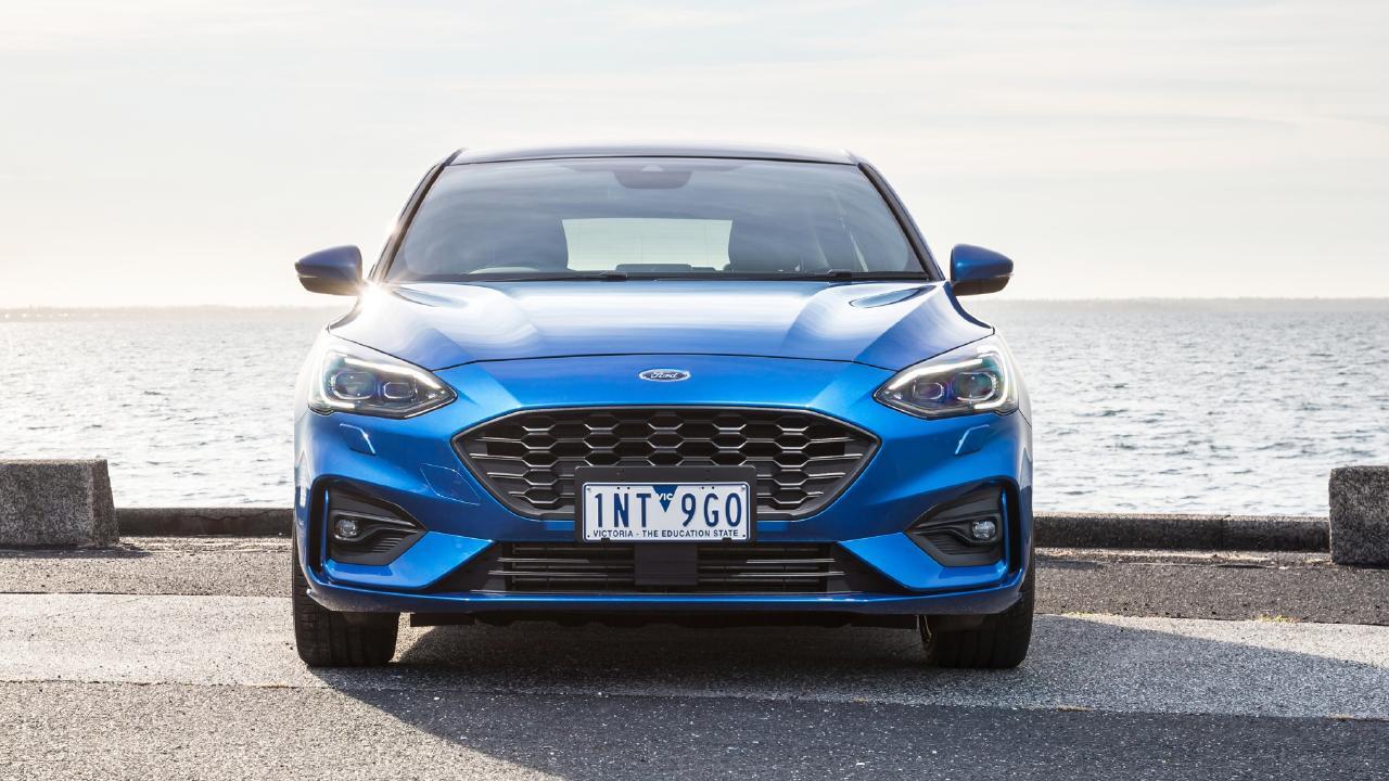 2018 Ford Focus.