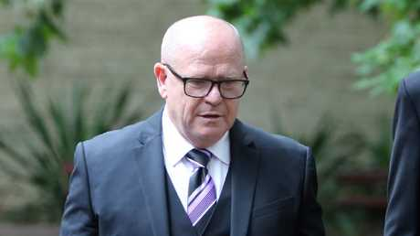 """Crown prosecutor Craig Everson told the court the case against Dawson was """"strong"""". Picture: Richard Dobson"""