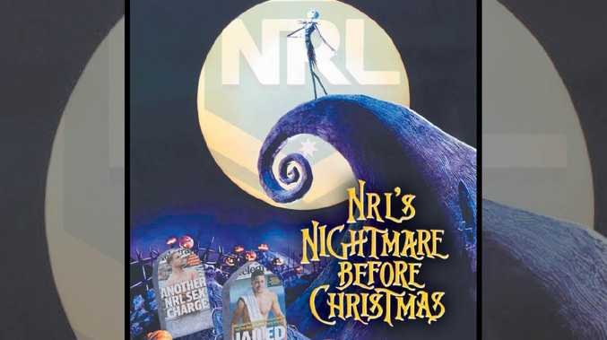 Welcome to the NRL's nightmare Christmas.