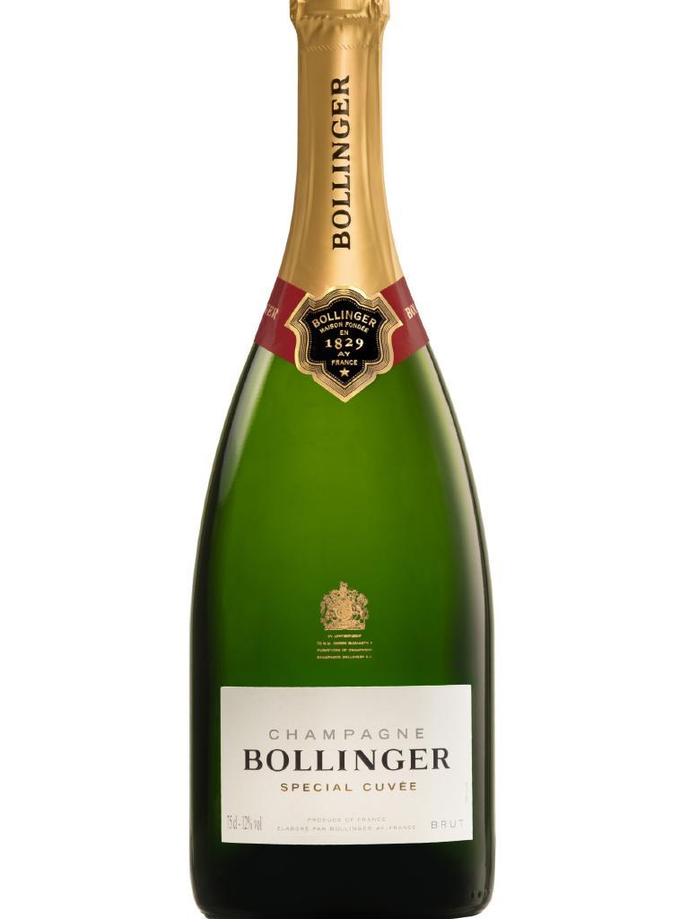 Bollinger Special Cuvée Brut NV ($100).
