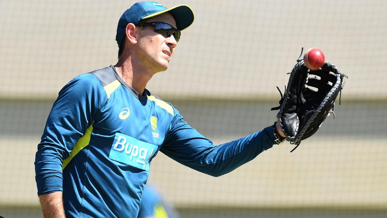 Justin Langer hopes a change of dressingroom has the desired result for Australia.