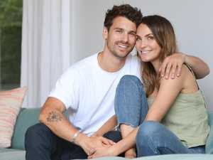 Bachelor baby bliss for Matty J and Laura