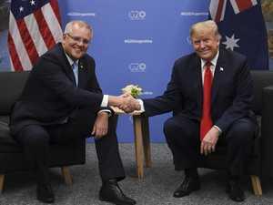 Donald Trump flags visit to Australia