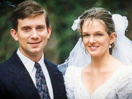 Denise Williams is accused of having her husband, Mike, killed. Picture: Supplied