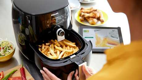 Philips Airfryer is a healthy way to get food