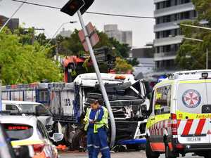 Truck crash victim a 'beautiful mother'