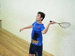 Squash: Michael McCoombes.