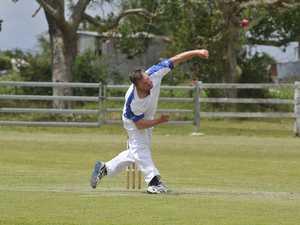 Tucabia-Copmanhurst's Rowan Hackett in a clash