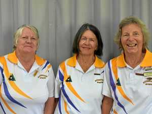 Sunshine Ladies' championship winners