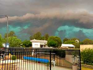 FORECAST: More storms due over the Southern Downs