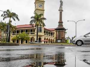 Wet weekend ahead for Bundaberg