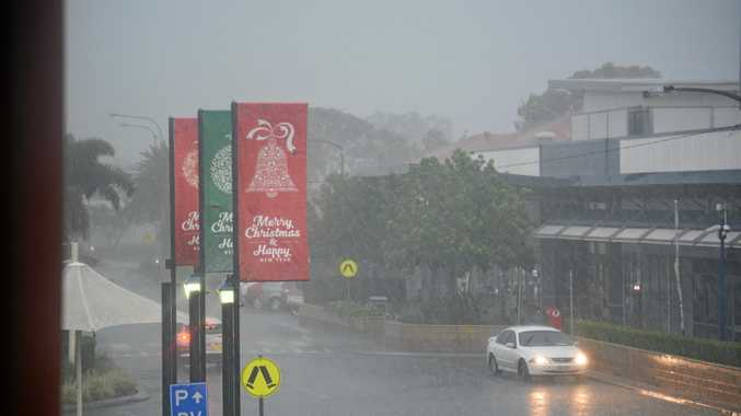 Storm sweeps through Bell and Jandowae