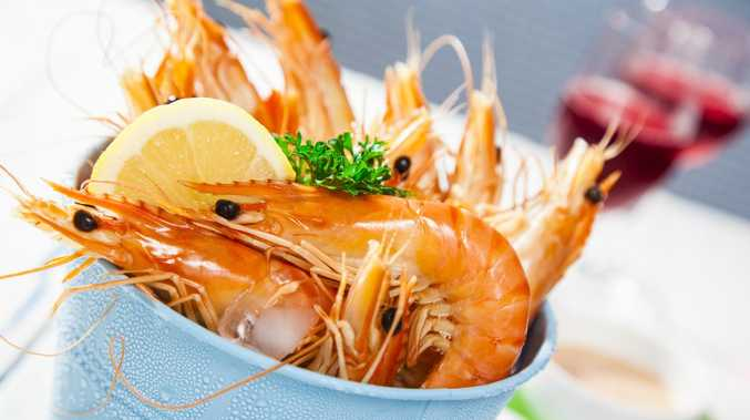 Prawns surge after disease outbreak
