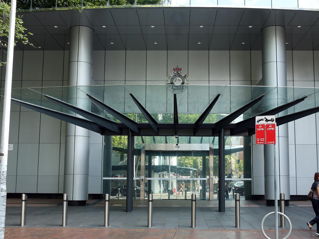 The Australian Federal Police HQ in Sydney. Picture: Sam Ruttyn