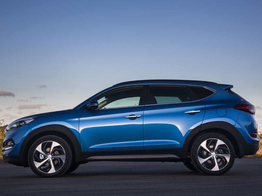 Hyundai Tucson: Shook up the family SUV segment in 2015
