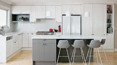 Function and aesthetics are important. Picture: Let's Talk Kitchens & Interiors