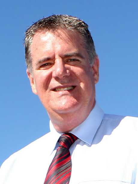 Fisheries Minister Mark Furner. Picture: Ric Frearson