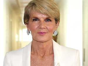 Shock: Julie Bishop announces she will quit politics