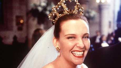 Toni Collette became a star after taking the lead role in Muriel's Wedding.