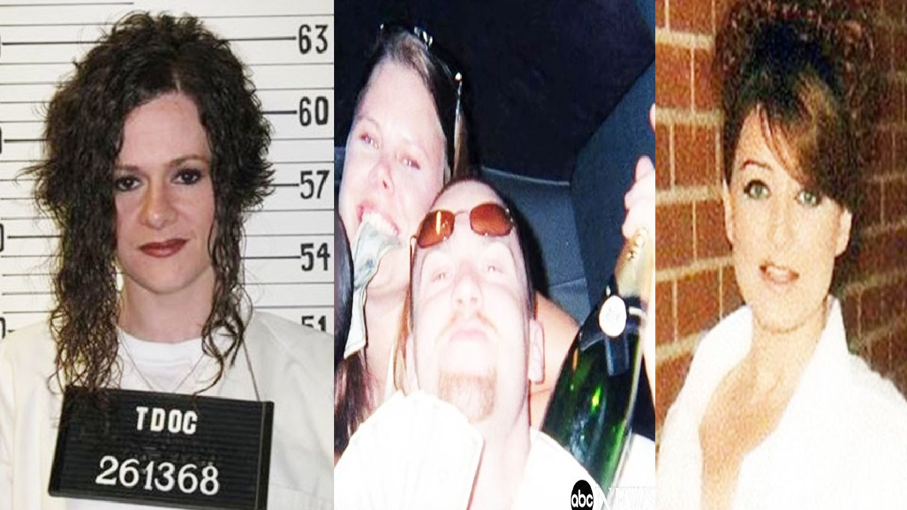 Women on death row (left to right) Christa Pike, Tiffany Cole and Darlie Routier.
