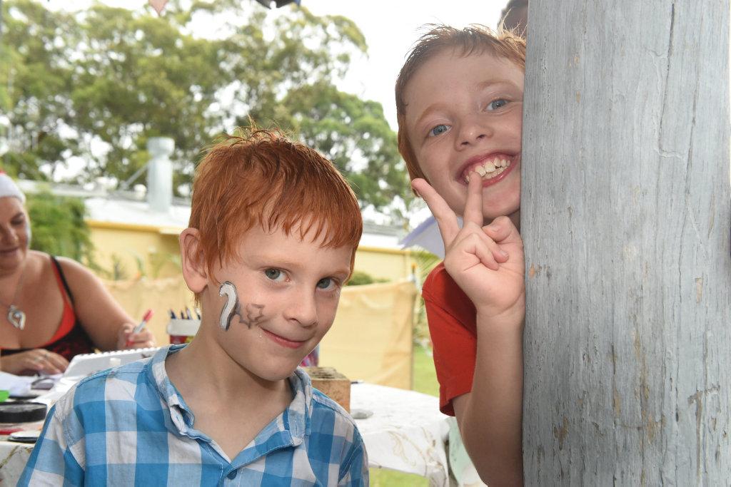 Image for sale: Toogoom Christmas Fair 2018 - Dwight and Ronan Francis.