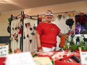 Toogoom Christmas Fair 2018 - Liz McCormack from