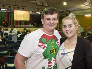 Chris and Toni Beckett at Glenvale Community Carols