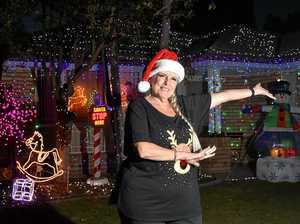 Vandals unleash on famous Christmas lights display