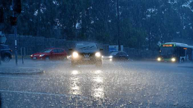 Severe storm warning activated ahead of 80mm drenching