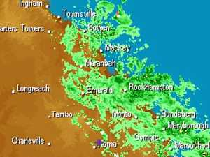Rolling coverage: Severe weather warning for Capricornia