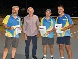 Rocky Tennis Association holds 2018 final matches