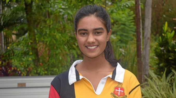 School Dux Pooja Arumugam's OP1 will help Rocky's health