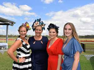 All fashion, no fillies at Chinchilla Races
