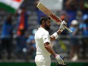 Level with Sachin: Kohli's astonishing numbers down under