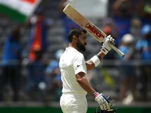 Level with Sachin: Kohli's astonishing numbers down under