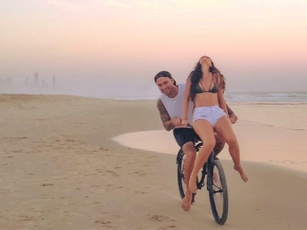 Playboy model Jaylene Cook with photographer boyfriend Josh Shaw
